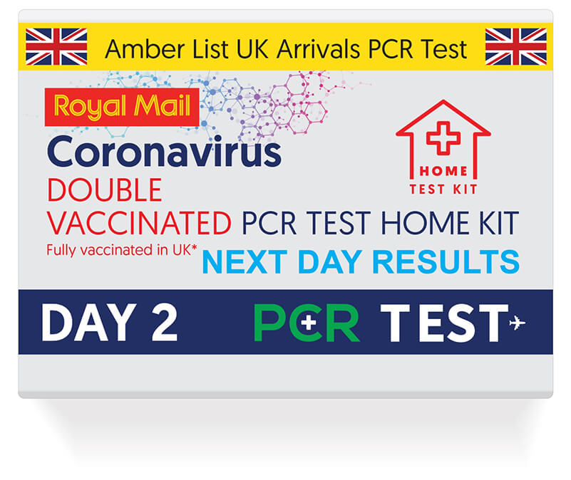 PCR-test-day-2-amber-list-double-vaccinated-test-home